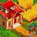 Asian Town Farm : Offline Village Farming Game