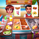 Resort Juice Bar & BBQ Stand : Food Cooking Games