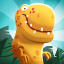 Dino Bash - Dinosaurs v Cavemen Tower Defense Wars