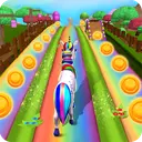 Unicorn Run - Fast & Endless Runner Games 2021