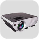 Mobile Projector Big Screen Photo Maker