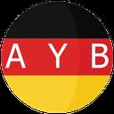 کلمات آلمانی.AYB