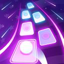 Magic Tiles Hop Forever EDM Rush! 3D Music Game