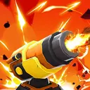 Super Crush Cannon - Ball Blast Game
