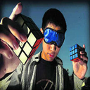 Solving the Rubik Cube blindfolded