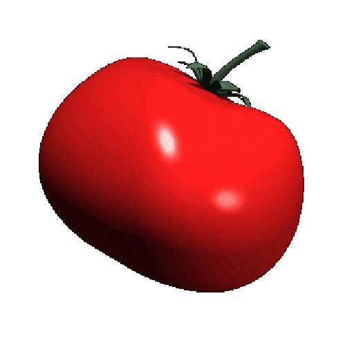 Шаблоны для, картинка помидор анимация