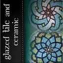 glazed tile and ceramic