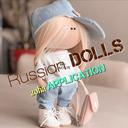 عروسک روسی (لباس)
