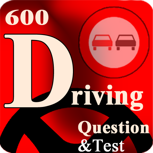 600 driving Question&test