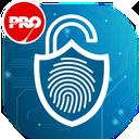 قفل برنامه و گالری-اثر انگشت واقعی