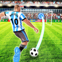Real Football Player: Soccer Strike League Game