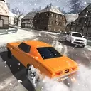 Real Car Drifting 2019:Snow Car Drift & Car Racing