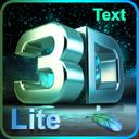 3D Text Photo Editor Lite-3D Logo Maker & 3D Name