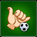 فوتبال با انگشت