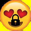 ghofle safhe emoji