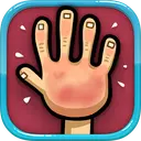 Red Hands - 2 Player Games