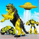 Flying Wild Tiger Robot Game