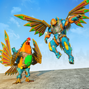 Rooster Robot Transforming Games: Robot Wars