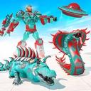 Anaconda Robot Transform Games: Mega Robot Snake