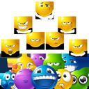 Emoticon Live Wallpaper