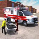 City Ambulance Emergency Rescue Simulator