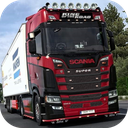 Euro Truck Transport Simulator 2: Cargo Truck Game
