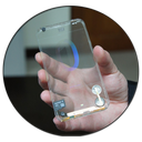 موبایل شیشه ای