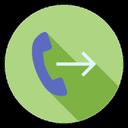 انتقال تماس با پیامک