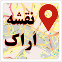 Arak Offline Map