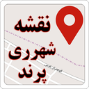 Shahreray-Parand Offline Map