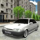 Driver 3D: Lada Samara 2115 simulator
