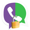Secure Transfer (Viber, WhatsApp)