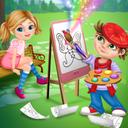 نقاشی جادویی