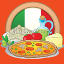 Italian food delicious