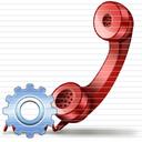 تنظیمات تماس