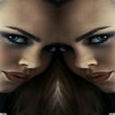 تصویر آینه ای عکس