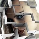 افکت سه بعدی عکس