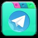 مدیریت فایل های تلگرام