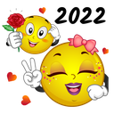 💚 WeLove : love stickers (WAStickerApps)