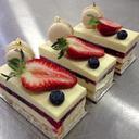 پخت شیرینی تر