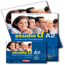 مجموعه لغات studio d A2.1