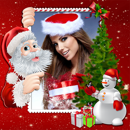 Christmas Frames Photo Collage editor 🎅🎄 2020