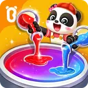Little Panda's Color Crafts