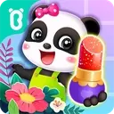 Little Panda's Fashion Flower DIY