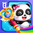 Baby Panda's Magic Drawing