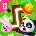 Little Panda's Pet Line Puzzle