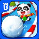 Little Panda's Ice and Snow Wonderland