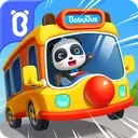 Baby Panda's School Bus - Let's Drive!