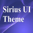 پوسته Sirius UI گوشی های سونی
