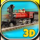 TOY TRAIN SIMULATOR 3D